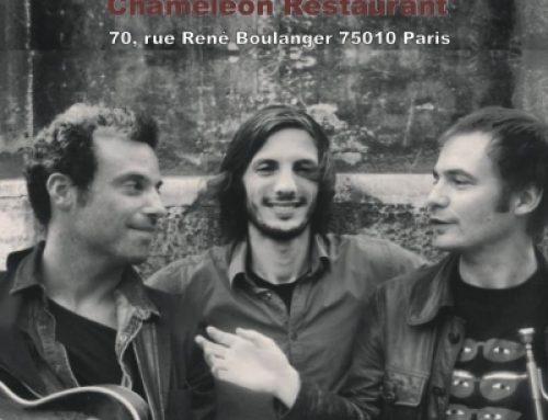 Dîner concert Jazz Funk Judrilex 2 nov 13