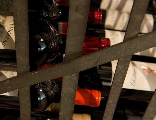 Cage à vin