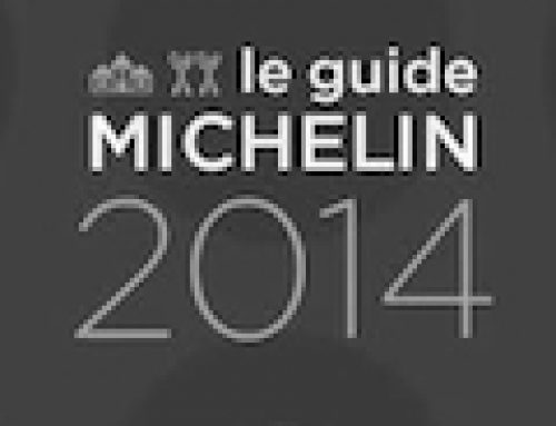 Guide Michelin 2016 Chameleon Restaurant
