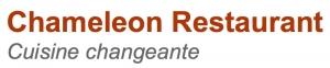 Chameleon Restaurant Logo